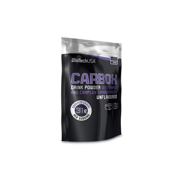 BioTechUSA Carbox 1000g Gainers/Kohlenhydrate