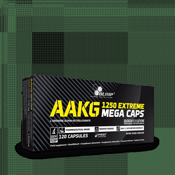 OLIMP AAKG 1250 Extreme Mega Caps®, 120 Kapseln