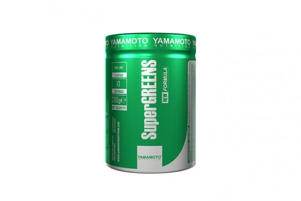 Yamamoto SUPER GREENS 200g, Kiwi Lime