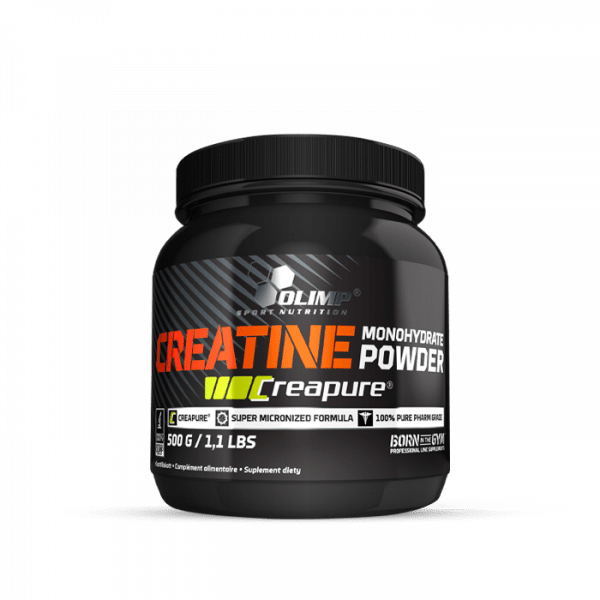 OLIMP Creatine Monohydrate Powder Creapure®, 500g