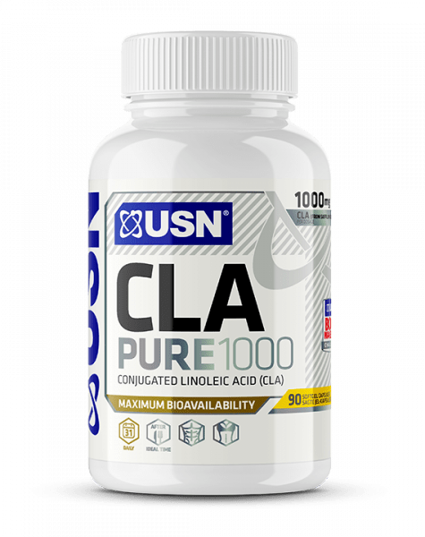 USN CLA PURE 1000, 90 Kapseln Diät Produkte