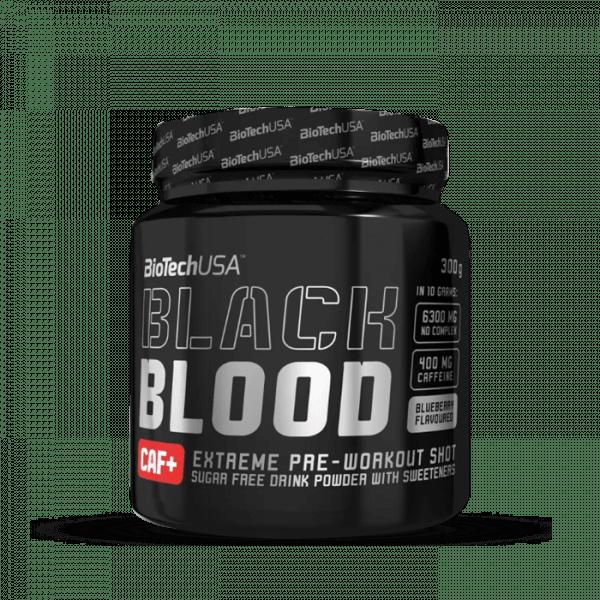 BioTechUSA Black Blood CAF+ 300g Trainings Booster