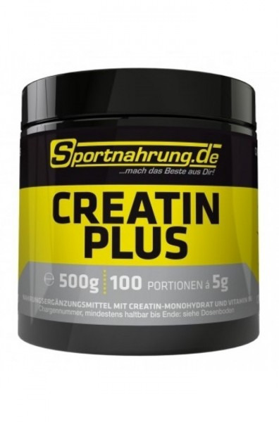 Sportnahrung.de Creatin Plus 500g