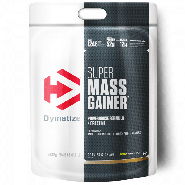 Dymatize - Super Mass Gainer, 5232g Gainers/Kohlenhydrate