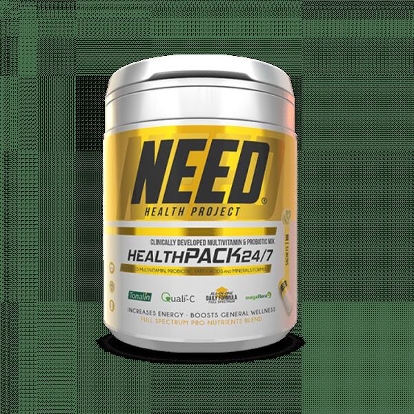 NEED HEALTHPACK 24/7 Health Produkte