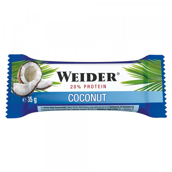 Weider Fitness Bar 24x35g