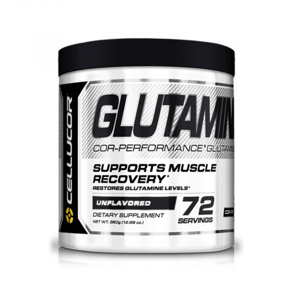 Cellucor Cor Performance Glutamine, 360g Aminos