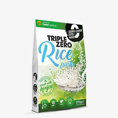 FORPRO Triple Zero Pasta 270g - Rice