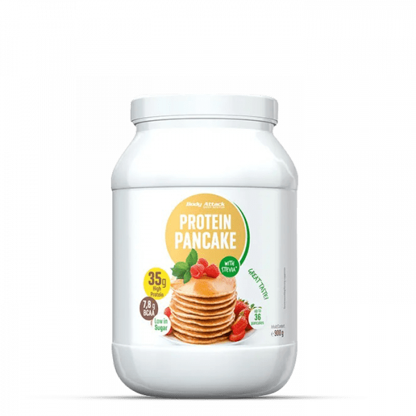 Body Attack Protein Pancake Stevia 900g Food
