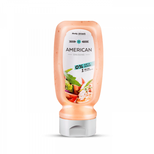 Body Attack Dressing American, 320ml Food
