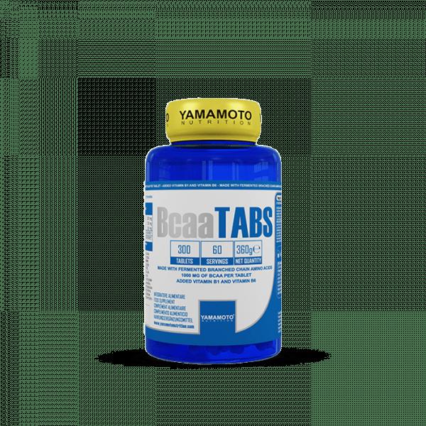 YAMAMOTO BCAA TABS 300 Tabletten