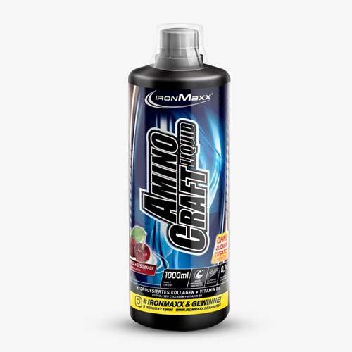IRONMAXX AminoCraft Liquid 1 Liter