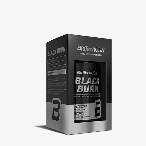 BIOTECHUSA Black Burn 90 Kapseln