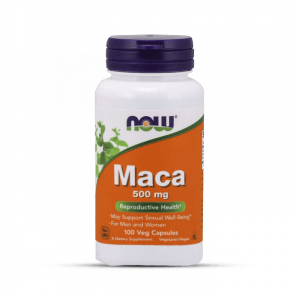 Now Foods - Maca 500mg (100) Standard Health Produkte