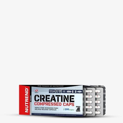 NUTREND CREATINE COMPRESSED Kapseln 120 Kapseln Kreatin