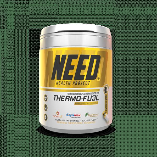NEED THERMO-FUEL® 90 Kapseln Diät Produkte