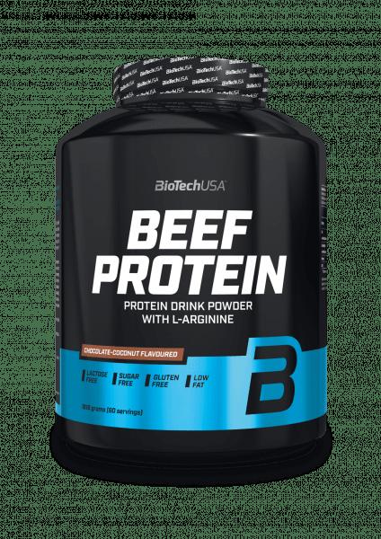 BIOTECHUSA Beef Protein 1816g Proteine