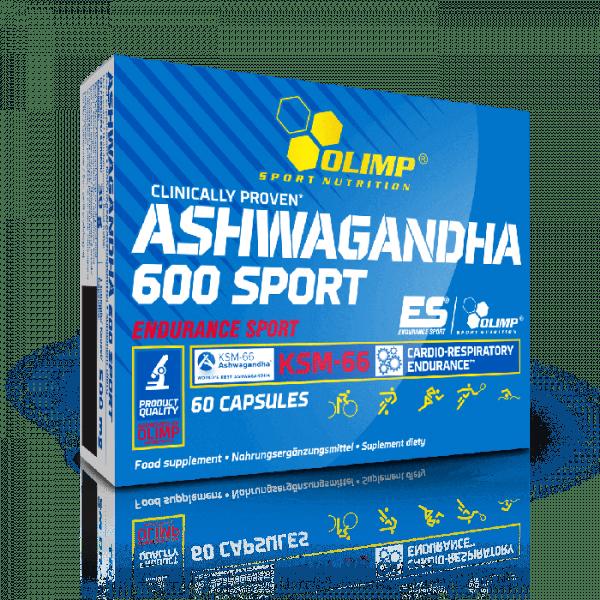 OLIMP Ashwagandha 600 Sport 60 Kapseln
