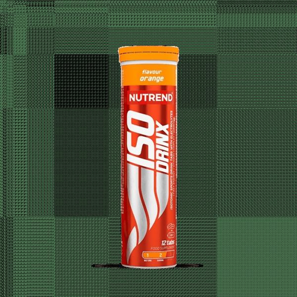 NUTREND ISODRINX Tabletten, orange, 12 Tabletten Drinks