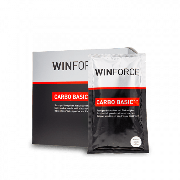 WINFORCE Carbo Basic Plus Box 10 x 60g