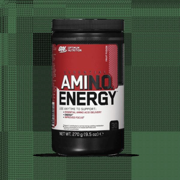 Optimum Nutrition Amino Energy, 270g, Fruit Fusion Aminos
