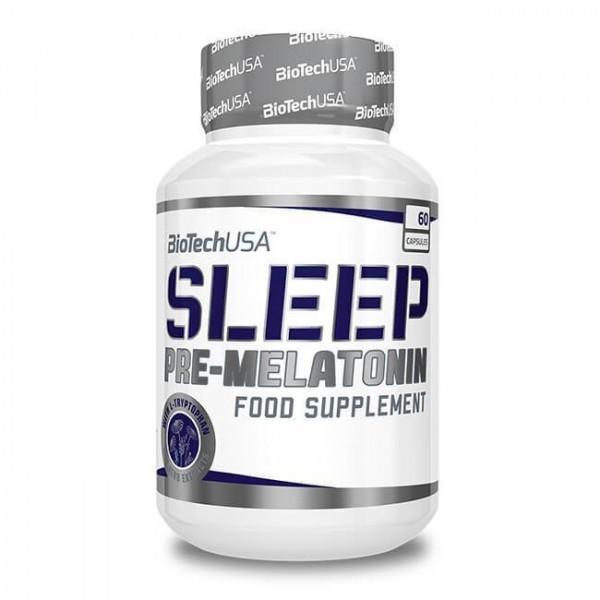 BIOTECHUSA Sleep 60 Kapseln Health Produkte