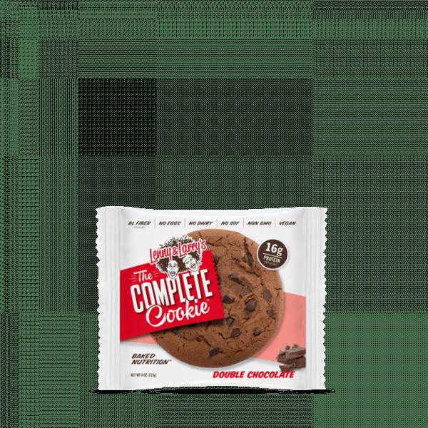 Lenny & Larry's Complete Cookie (VEGAN), 12 x 113g Bars und Snacks