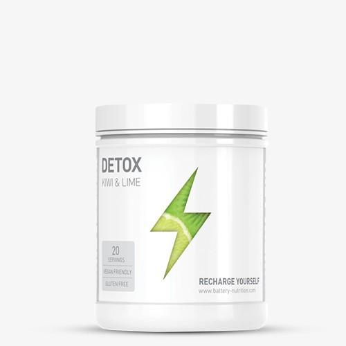BATTERY DETOX 220g Health Produkte