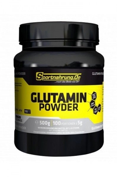 Sportnahrung.de Glutamin Powder 500g