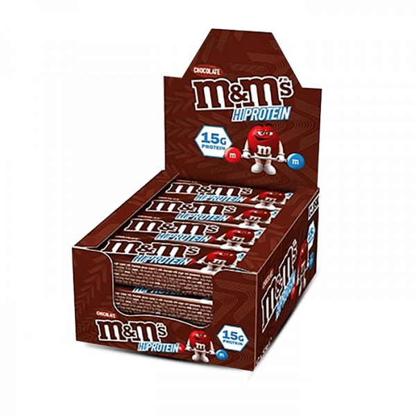 MARS PROTEIN - m&m's Protein Chocolate Bar 12 x 51g