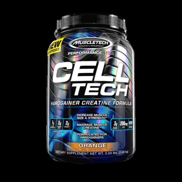 MUSCLETECH - Performance Series Cell-Tech 1400g - Orange Kreatin