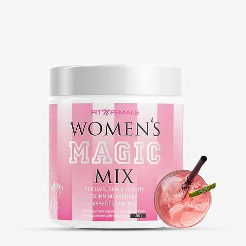 FITNFEMALE Women's Magic Mix 300g