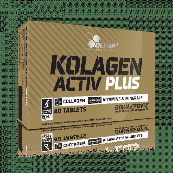 OLIMP Kolagen Activ Plus Sport Edition, 80 Tabletten