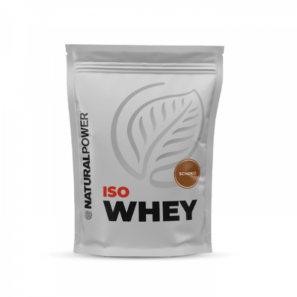 NATURAL POWER ISO Whey, 500g