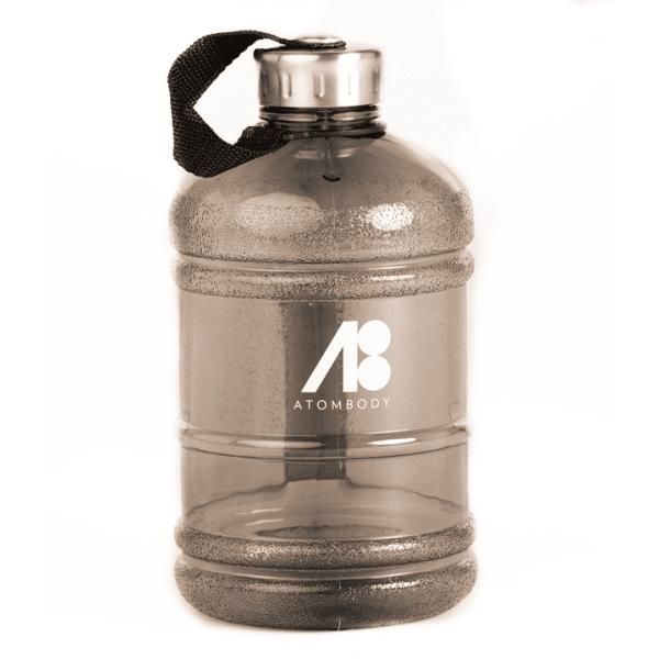 ATOMBODY WATER JUG 1890 ml, grey Trainingszubehör