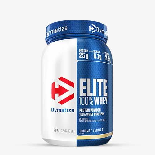 DYMATIZE - Elite Whey 907g Proteine