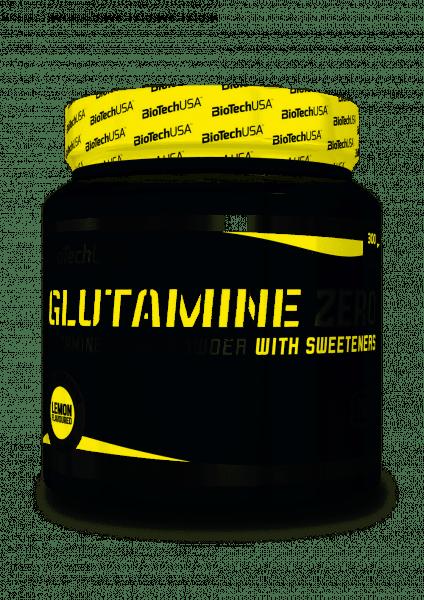 BIOTECHUSA Glutamin Zero, 300g, watermelon Aminos