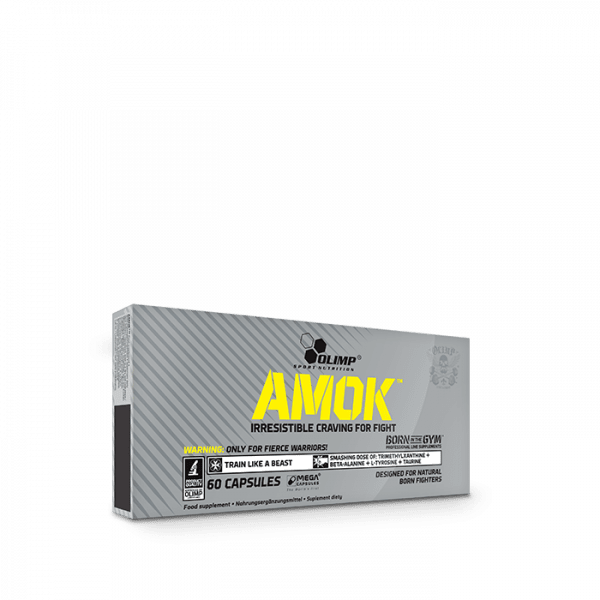 OLIMP Amok, 60 Kapseln