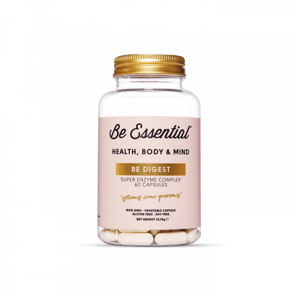 Be Essential BE DIGEST, 60 Kapseln Health Produkte