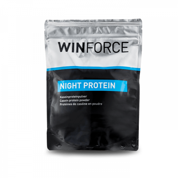 WINFORCE Night Protein Beutel 600g