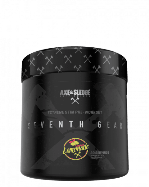 Axe & Sledge Supplements Seventh Gear 294g