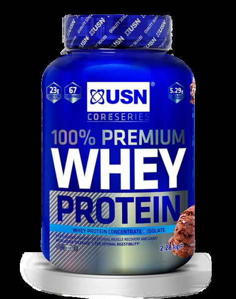 USN Premium Whey Protein 2280g Proteine
