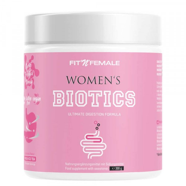 FITNFEMALE Women's Biotics 300g