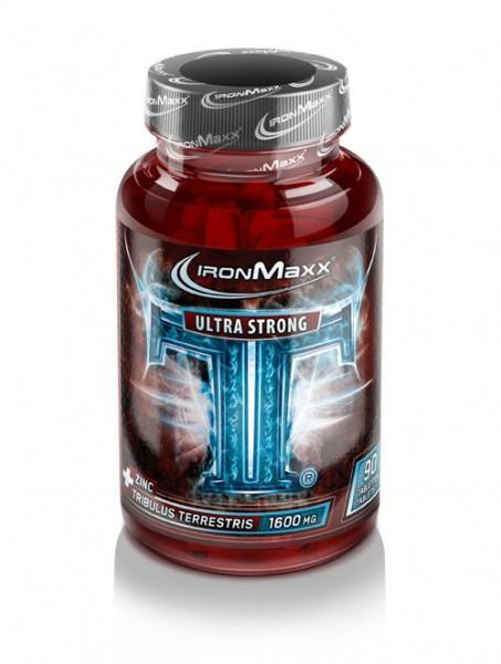IRONMAXX TT Ultra Strong 1600mg 90 Tabletten