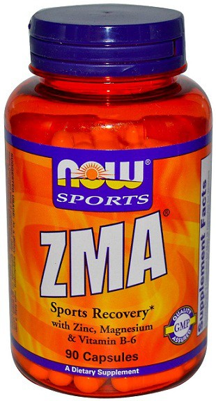 Now Foods - ZMA 90 Kapseln