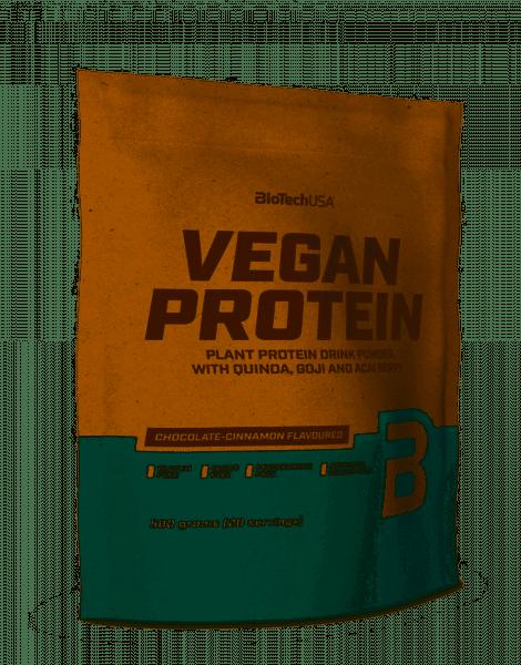 BioTechUSA Vegan Protein 2000g Proteine