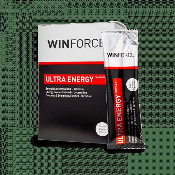 WINFORCE Ultra Energy Complex Box 10 x 25g