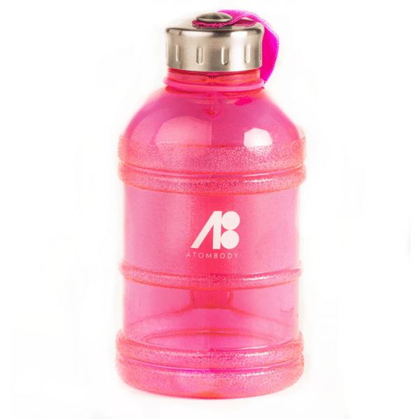 ATOMBODY WATER JUG 1000 ml pink Trainingszubehör