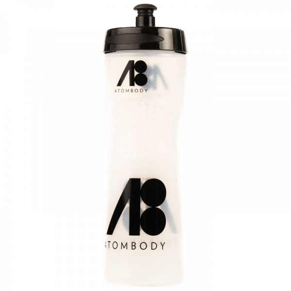 ATOMBODY BIKE BOTTLE 650ml, Opaque Trainingszubehör