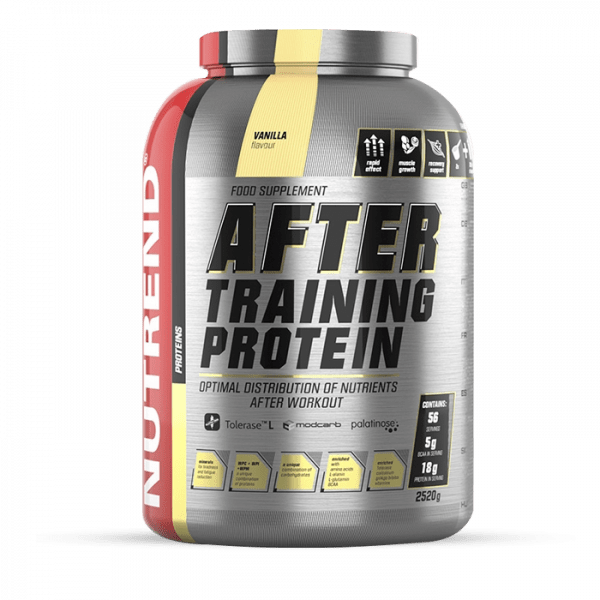 NUTREND AFTER TRAINING PROTEIN, 2520g Gainers/Kohlenhydrate